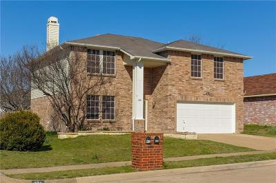 Fort Worth Single Family Home For Sale: 520 Magdalen Avenue