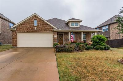 Sherman Single Family Home For Sale: 4902 Liberty Hill Trail
