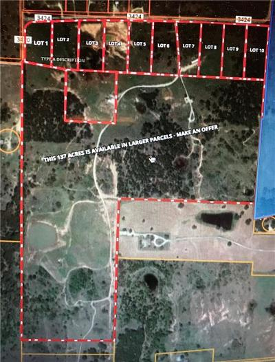 Bridgeport Residential Lots & Land For Sale: Lot 4 County Rd 3420