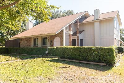 Garland Single Family Home For Sale: 3330 Shield Lane