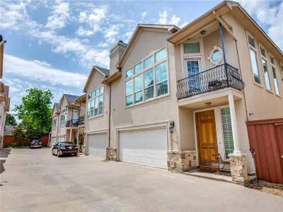 Townhouse For Sale: 3532 Miles Street