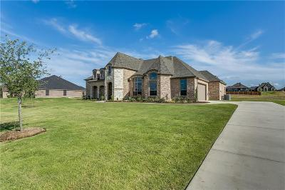 Waxahachie Single Family Home For Sale: 209 Denali Way