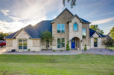 Aledo Single Family Home Active Option Contract: 200 Terrace Bluff Lane