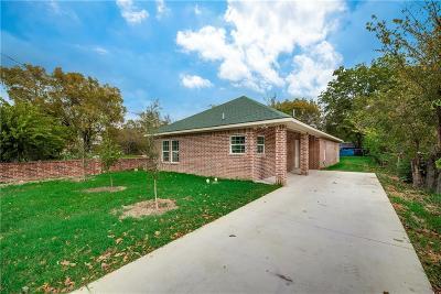 Dallas Single Family Home Active Option Contract: 730 Elkhart Avenue