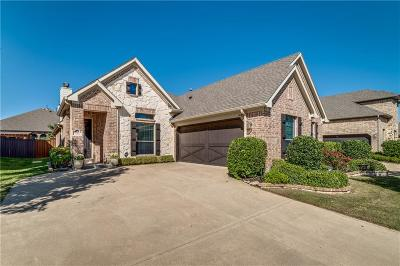 Keller Single Family Home Active Option Contract: 505 Eagle Glen Lane