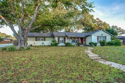 Single Family Home For Sale: 6724 Cumberland Road