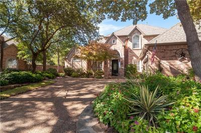 Coppell Single Family Home For Sale: 105 Dickens Drive