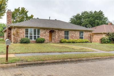 Garland Single Family Home For Sale: 914 Woodhaven Lane