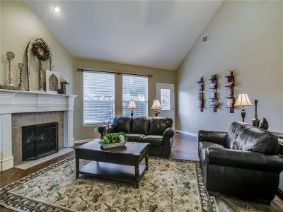 Highland Village Single Family Home Active Option Contract: 4135 Amhurst Drive