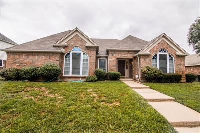 Lewisville Single Family Home For Sale: 1333 Summertime Trail
