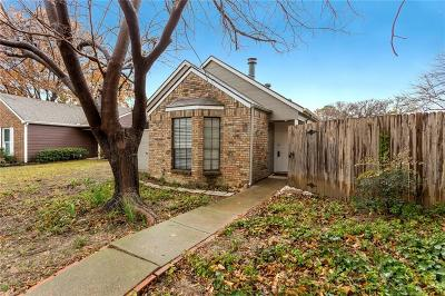 Coppell Single Family Home For Sale: 137 Pinyon Lane