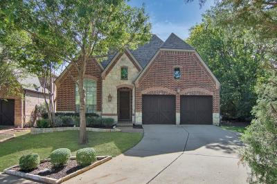 Allen Single Family Home For Sale: 1137 Nick Circle