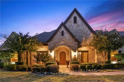 Prosper Single Family Home For Sale: 5375 Pebble Creek Drive