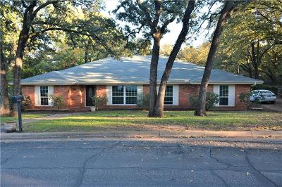 Euless Single Family Home For Sale: 1800 Shadow Lane