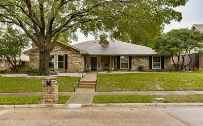 Plano Single Family Home For Sale: 2515 Indian Hills Drive