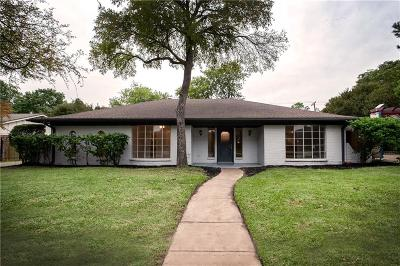 Bedford Single Family Home For Sale: 2521 Lakeview Drive