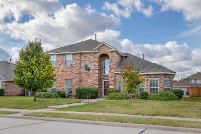 Rowlett Single Family Home For Sale: 3113 Silver Springs Way