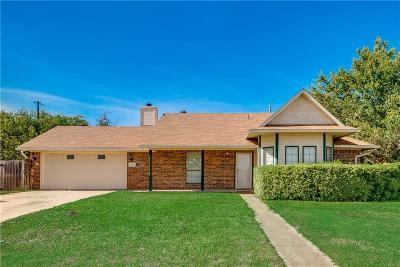 Crandall, Combine Single Family Home For Sale: 115 Willow Lake Lane