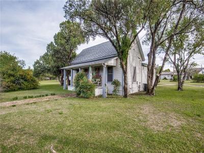 Prosper Single Family Home For Sale: 602 E Broadway Street