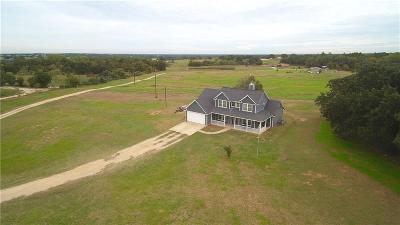 Springtown Single Family Home For Sale: 460 Rhoades Lane