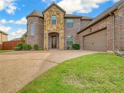 Wylie Single Family Home For Sale: 2215 Fair Parke Lane