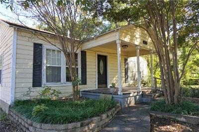 Arlington Single Family Home For Sale: 425 N Oak Street