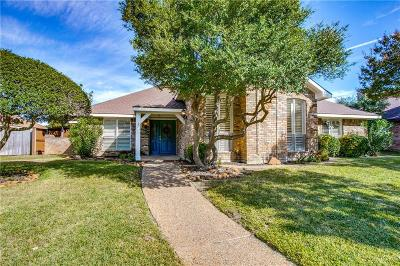 Single Family Home For Sale: 3829 Big Horn Trail