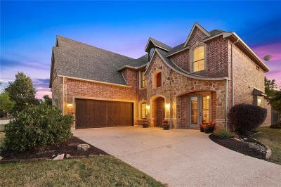 Flower Mound Single Family Home For Sale: 129 Caladium Drive