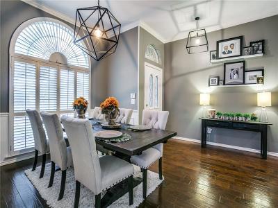 Plano Single Family Home Active Option Contract: 1409 Tawakoni Lane