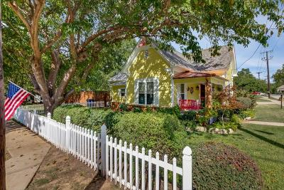 Frisco Single Family Home For Sale: 9121 6th Street