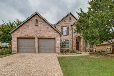 Flower Mound Single Family Home Active Option Contract: 4420 Brenda Drive