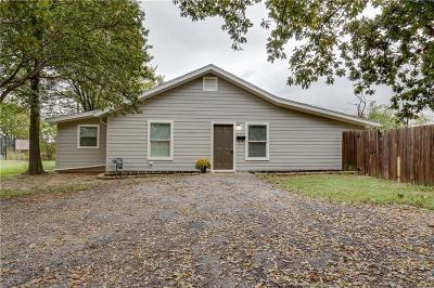 Dallas Single Family Home For Sale: 521 Deepwood Street