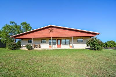 Single Family Home For Sale: 634 County Road 133