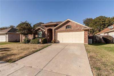 Corinth TX Single Family Home For Sale: $220,000