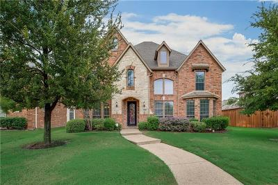 Frisco Single Family Home Active Option Contract: 723 Seymour Drive