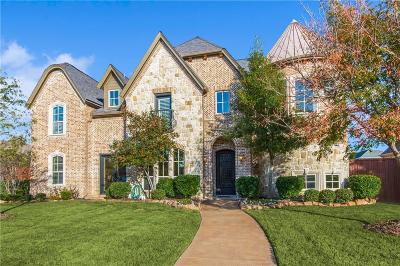 Frisco TX Single Family Home For Sale: $775,000