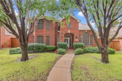 The Colony Single Family Home For Sale: 5840 Sycamore Bend Lane