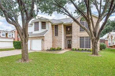 Flower Mound Single Family Home For Sale: 2208 Nottingham Street