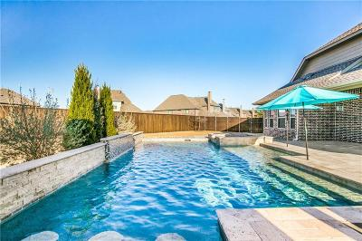 Frisco Single Family Home For Sale: 14604 Huffman Lane