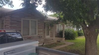Everman Single Family Home Active Contingent: 710 W Enon Avenue