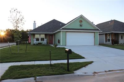 Springtown Single Family Home Active Option Contract: 217 Lovers Path Drive