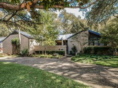 Dallas County Single Family Home For Sale: 6510 Forestshire Drive