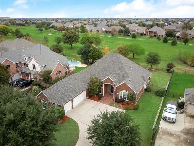 Rowlett Single Family Home Active Option Contract: 9118 Waterview Parkway