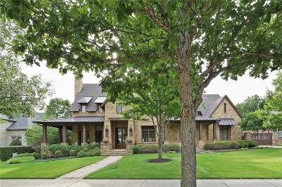 Colleyville TX Single Family Home For Sale: $1,595,000