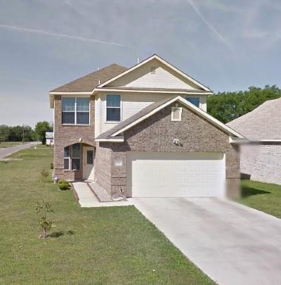 Terrell Single Family Home Active Option Contract: 310 Campbell Street