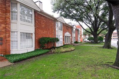 Dallas County Condo For Sale: 4113 Glenwick Lane