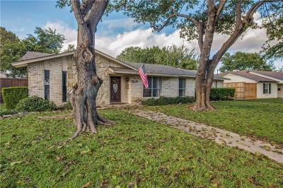 Farmers Branch TX Single Family Home For Sale: $340,000