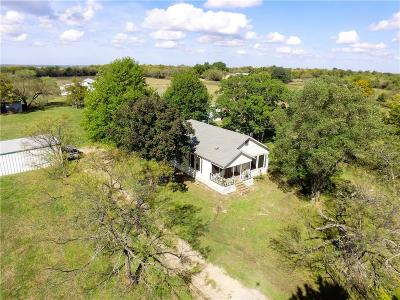 Kaufman Single Family Home For Sale: 2591 County Road 141
