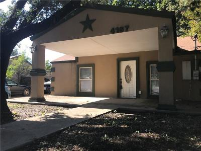 Oak Cliff Annex, Oak Cliff Anx Add, Oak Cliff Estates, Oak Cliff Gardens, Oak Cliff Original, Oak Cliff Original Town Of Single Family Home For Sale: 4167 Gladewater Road