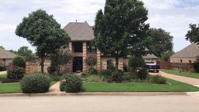 Colleyville Single Family Home For Sale: 4108 Southwood E
